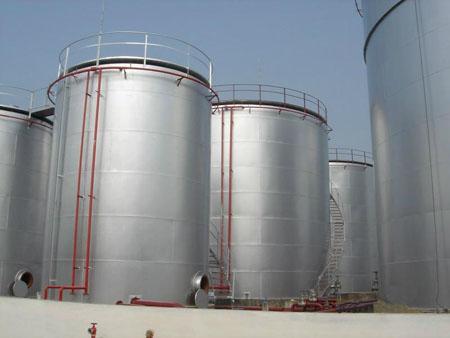 大型不锈钢储罐,储罐厂家,东莞不锈钢储罐